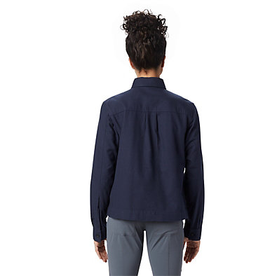 Women's Moiry™ Shirt Jacket Moiry™ Shirt Jacket | 310 | L, Dark Zinc, back