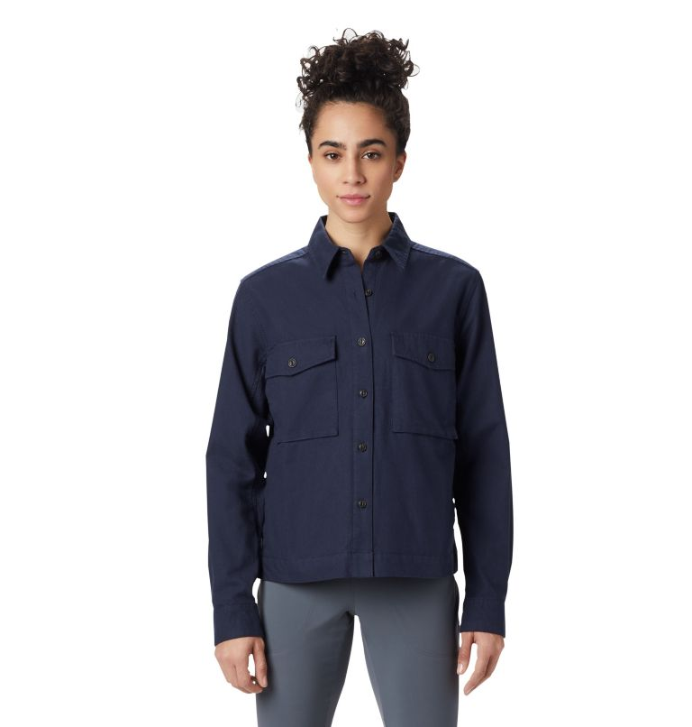 Women's Moiry™ Shirt Jacket Women's Moiry™ Shirt Jacket, front