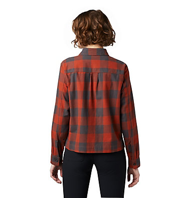 Women's Moiry™ Shirt Jacket Moiry™ Shirt Jacket | 310 | L, Rusted, back
