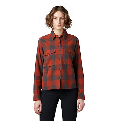 Women's Moiry™ Shirt Jacket Moiry™ Shirt Jacket | 310 | L, Rusted, front