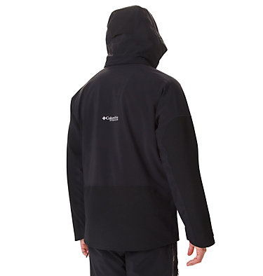 Men's Powder Keg III Ski Jacket Powder Keg™ III Jacket | 010 | L, Black, back