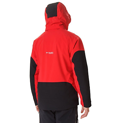 Men's Powder Keg III Ski Jacket , back
