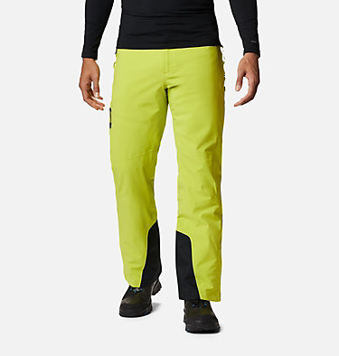 Powder Keg III Skihose für Herren Powder Keg™ III Pant | 010 | L, Bright Chartreuse, front