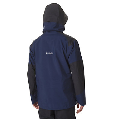 Men's Snow Rival Ski Shell Jacket , back