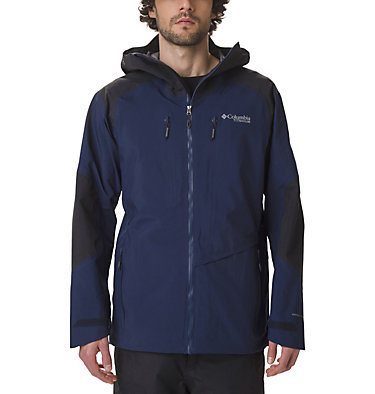 Men's Snow Rival Ski Shell Jacket , front