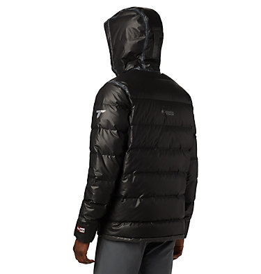 Men's OutDry™ Ex Alta Peak™ Down Jacket OutDry Ex™ Alta Peak™ Down Jacket | 430 | XXL, Black Heather, back