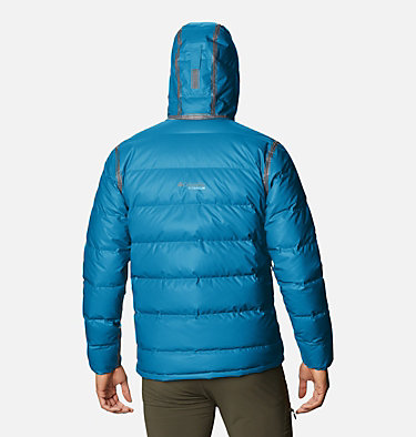 Men's OutDry™ Ex Alta Peak™ Down Jacket OutDry Ex™ Alta Peak™ Down Jacket | 430 | XXL, Canyon Blue Heather, back