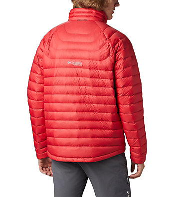 Men's Mt. Defiance™ Down Jacket Mt. Defiance™ Down Jacket | 613 | XXL, Mountain Red, back