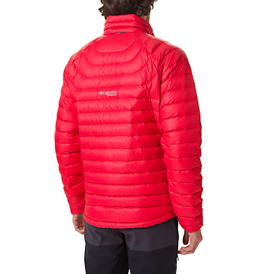 Men's Mt. Defiance Down Jacket , back
