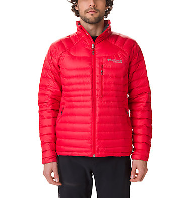 Men's Mt. Defiance Down Jacket , front