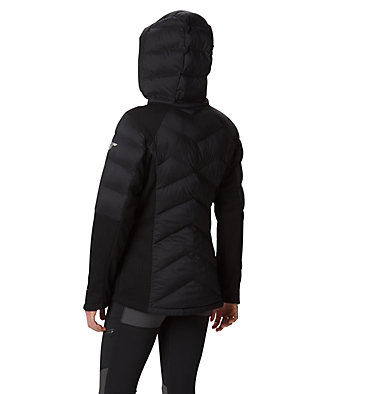 Women's Mt. Defiance™ Hybrid Jacket Mt. Defiance™ Hybrid Jacket | 010 | L, Black, back