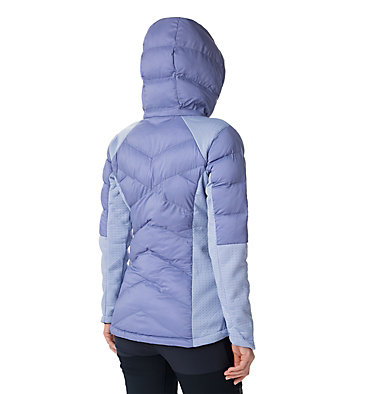 Mt. Defiance Hybrid-Jacke für Damen Mt. Defiance™ Hybrid Jacket | 010 | L, Twilight, Dusty Iris, back