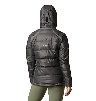 Women's OutDry Ex™ Alta Peak™ Down Jacket OutDry Ex™ Alta Peak™ Down Jacket | 010 | L, Black Heather, back