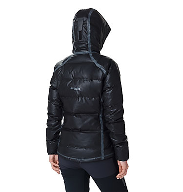 Women's OutDry™ Ex Alta Peak Down Jacket OutDry Ex™ Alta Peak™ Down Jac | 010 | L, Black Heather, back