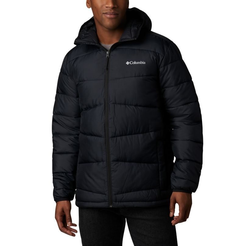 Men's Fivemile Butte™ Hooded Jacket Men's Fivemile Butte™ Hooded Jacket, front