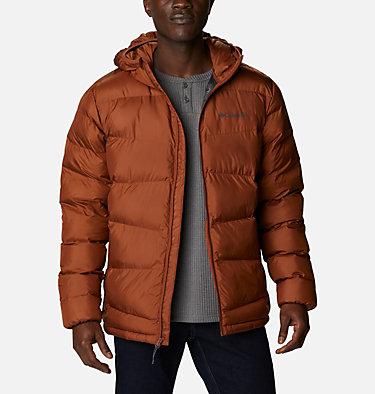 Men's Fivemile Butte™ Hooded Jacket Fivemile Butte™ Hooded Jacket   464   L, Dark Amber, front