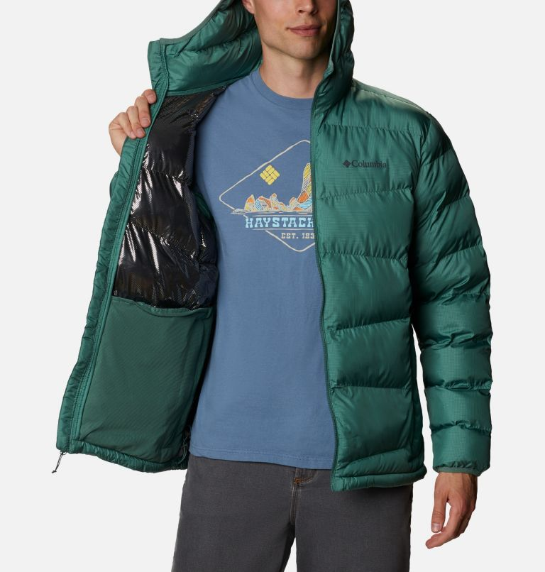 Men's Fivemile Butte™ Hooded Jacket Men's Fivemile Butte™ Hooded Jacket, a3