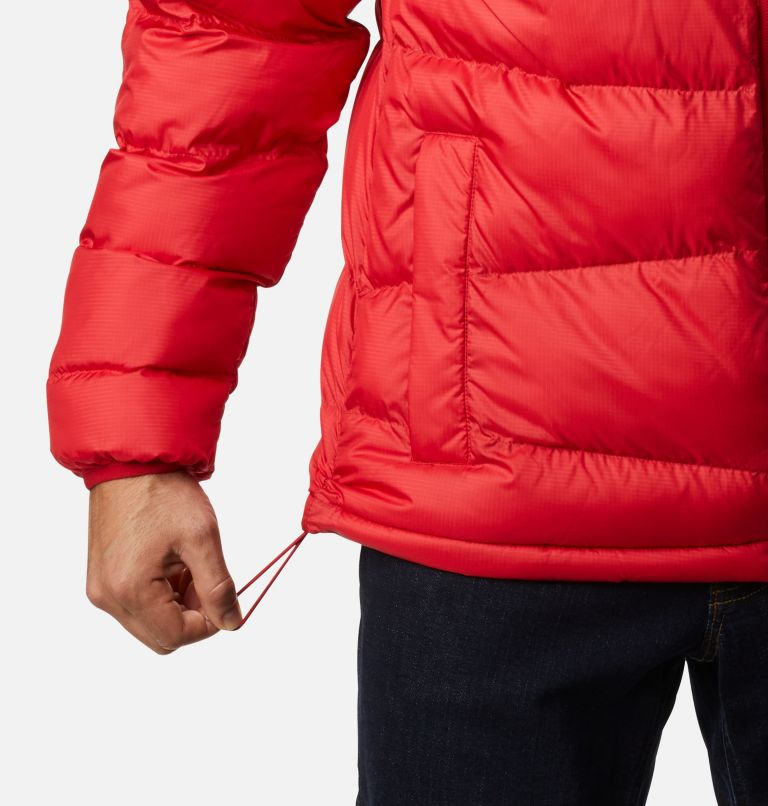 Fivemile Butte™ Hooded Jacket | 614 | S Manteau à capuchon Fivemile Butte™ pour homme, Mountain Red, a4