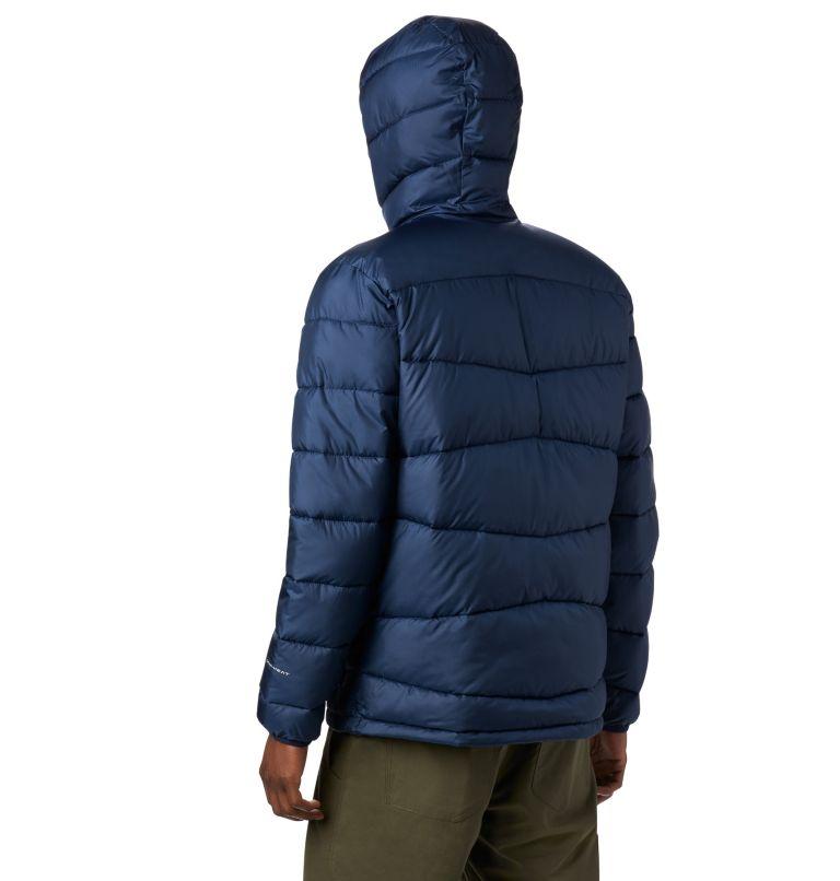 Men's Fivemile Butte™ Hooded Jacket - Active Fit Men's Fivemile Butte™ Hooded Jacket - Active Fit, back
