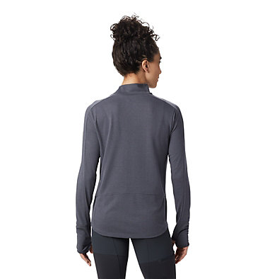 Women's Daisy Chain™ Mock Neck Daisy Chain™ Mock Neck | 324 | L, Graphite, back