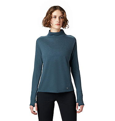 Women's Daisy Chain™ Mock Neck Daisy Chain™ Mock Neck | 324 | L, Icelandic, front
