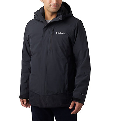 Men's Lhotse™ III Interchange Jacket Lhotse™ III Interchange Jacket | 664 | L, Black, front