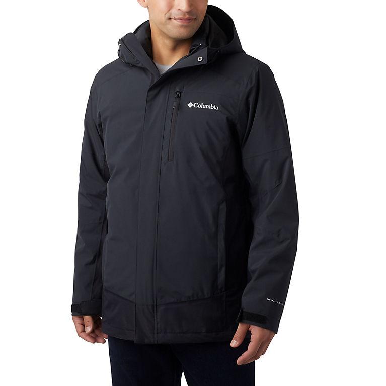 Black Men's Lhotse™ III Interchange Jacket, View 0