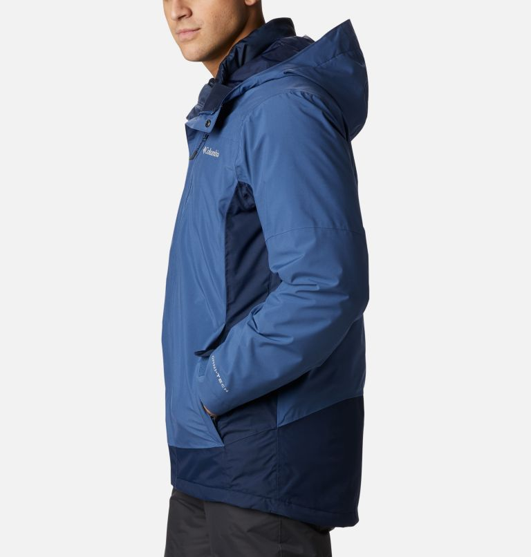 Lhotse™ III Interchange Jacket | 452 | XL Men's Lhotse™ III Interchange Jacket, Night Tide, Collegiate Navy, a1