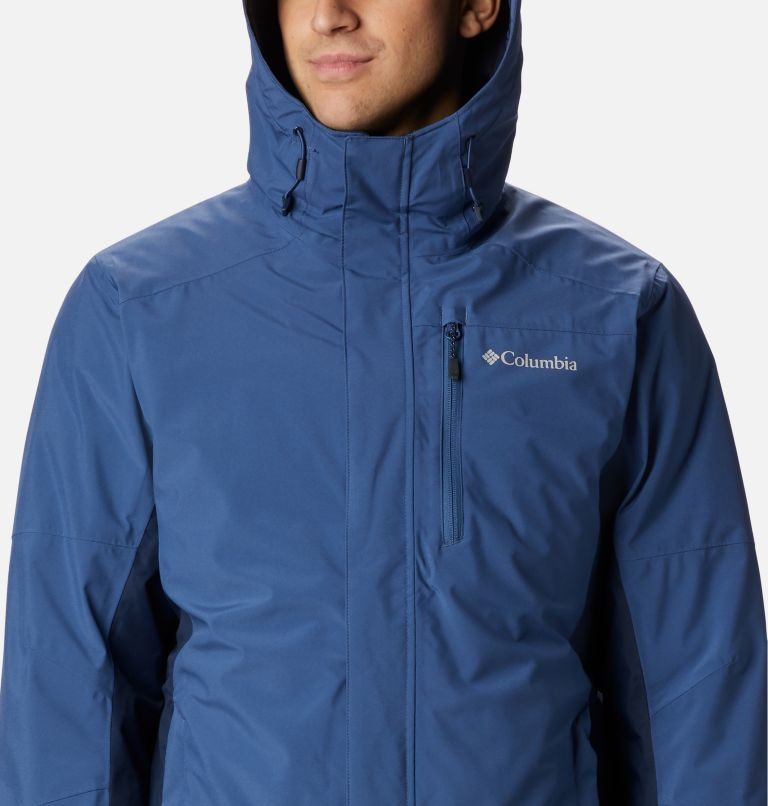 Lhotse™ III Interchange Jacket | 452 | XL Men's Lhotse™ III Interchange Jacket, Night Tide, Collegiate Navy, a2