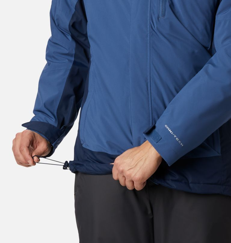 Lhotse™ III Interchange Jacket | 452 | XL Men's Lhotse™ III Interchange Jacket, Night Tide, Collegiate Navy, a5