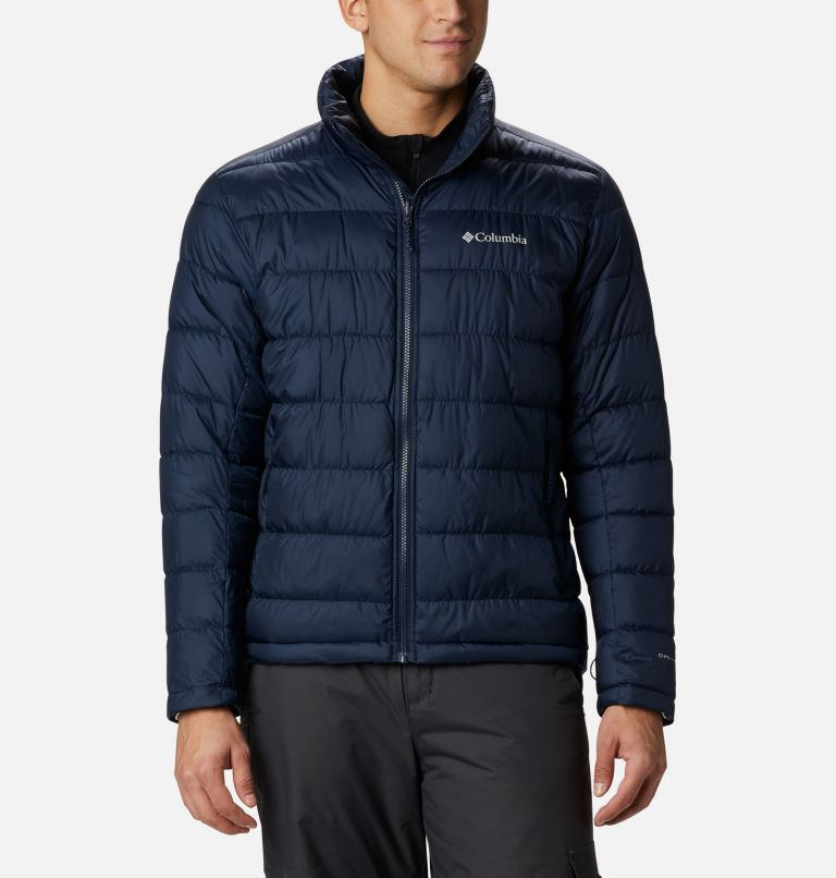 Lhotse™ III Interchange Jacket | 452 | XL Men's Lhotse™ III Interchange Jacket, Night Tide, Collegiate Navy, a6