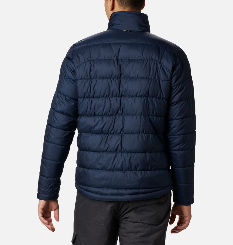 Lhotse™ III Interchange Jacket | 452 | XL Men's Lhotse™ III Interchange Jacket, Night Tide, Collegiate Navy, a7