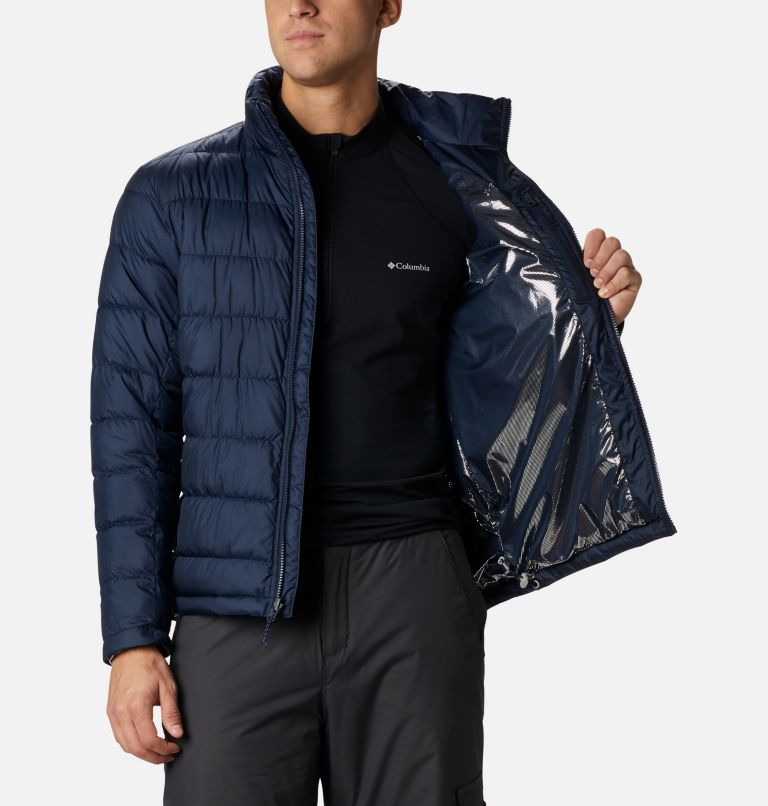 Lhotse™ III Interchange Jacket | 452 | XL Men's Lhotse™ III Interchange Jacket, Night Tide, Collegiate Navy, a8