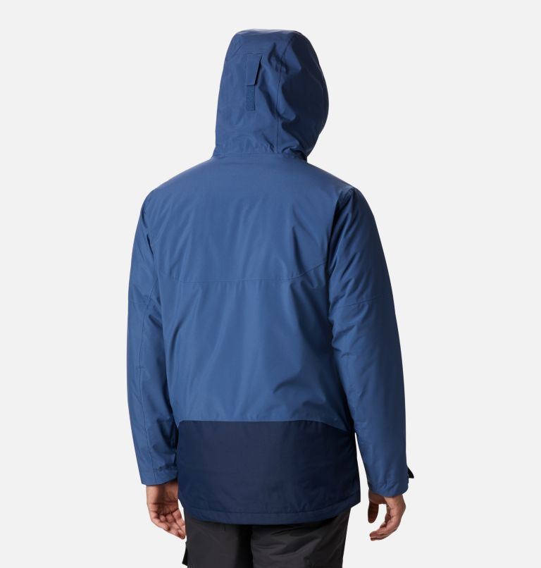 Lhotse™ III Interchange Jacket | 452 | XL Men's Lhotse™ III Interchange Jacket, Night Tide, Collegiate Navy, back