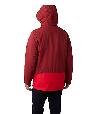 Men's Lhotse™ III Interchange Jacket Lhotse™ III Interchange Jacket | 452 | S, Red Jasper, Mountain Red, back