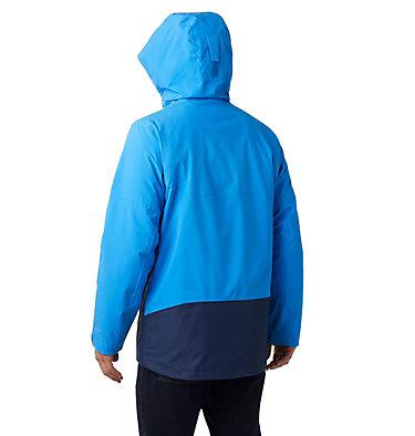 Men's Lhotse™ III Interchange Jacket - Big Lhotse™ III Interchange Jacket | 463 | 5X, Azure Blue, Collegiate Navy, back
