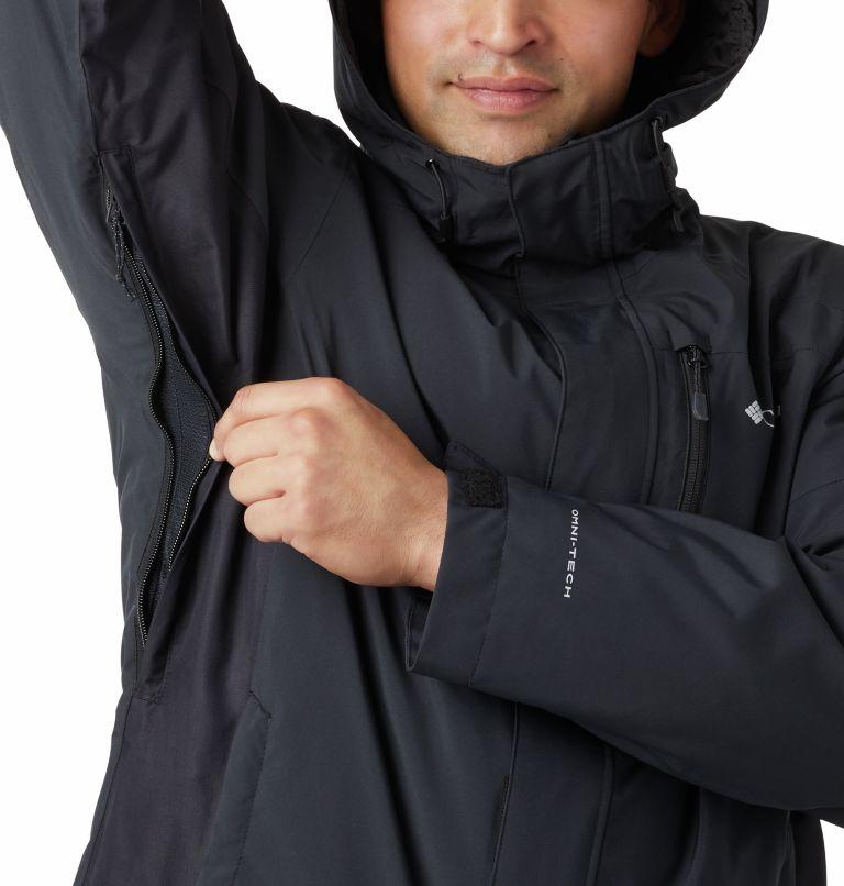 Lhotse™ III Interchange Jacket | 010 | S Giacca Lhotse™ III Interchange da uomo, Black, a4