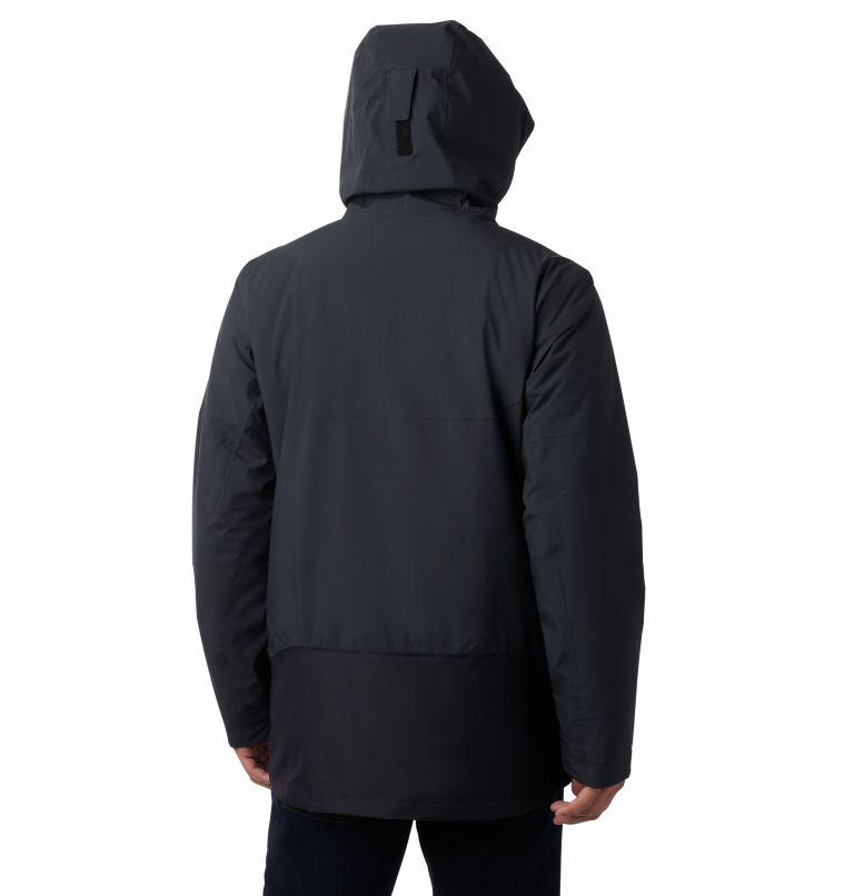 Lhotse™ III Interchange Jacket | 010 | S Giacca Lhotse™ III Interchange da uomo, Black, back