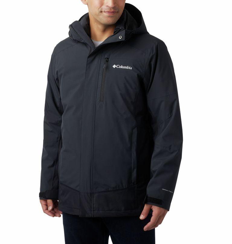 Lhotse™ III Interchange Jacket | 010 | S Giacca Lhotse™ III Interchange da uomo, Black, front