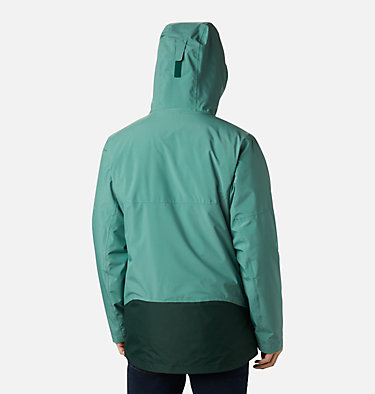 Men's Lhotse™ III Interchange Jacket Lhotse™ III Interchange Jacket | 010 | L, Thyme Green, Spruce, back