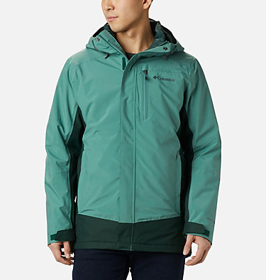 Men's Lhotse™ III Interchange Jacket Lhotse™ III Interchange Jacket | 010 | L, Thyme Green, Spruce, front