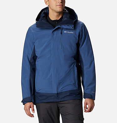 Veste Interchange Lhotse™ III homme Lhotse™ III Interchange Jacket | 010 | L, Night Tide, Collegiate Navy, front
