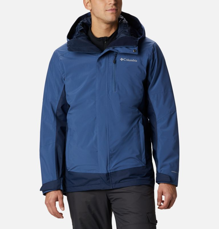Lhotse™ III Interchange Jacket | 452 | XL Veste Interchange Lhotse™ III homme, Night Tide, Collegiate Navy, front