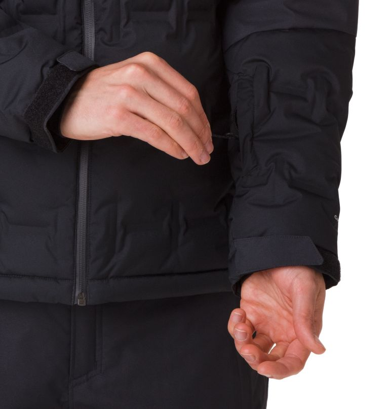 Wild Card™ Down Jacket | 010 | L Men's Wild Card Ski Down Jacket, Black, a5