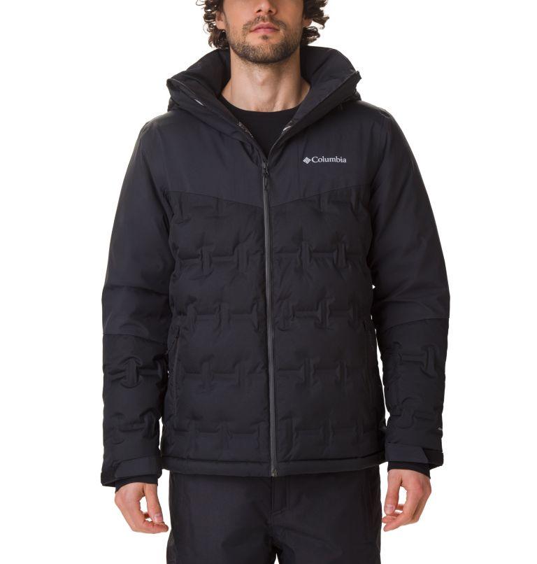 Wild Card™ Down Jacket | 010 | L Men's Wild Card Ski Down Jacket, Black, front