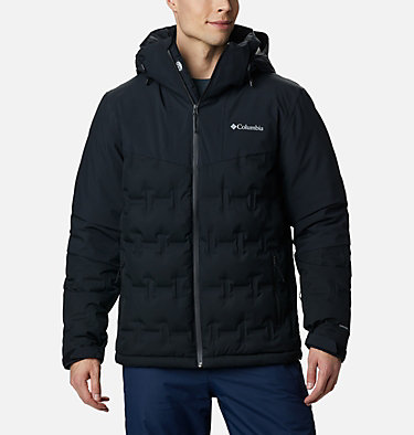 Wild Card Skijacke für Herren Wild Card™ Down Jacket | 011 | S, Black, front