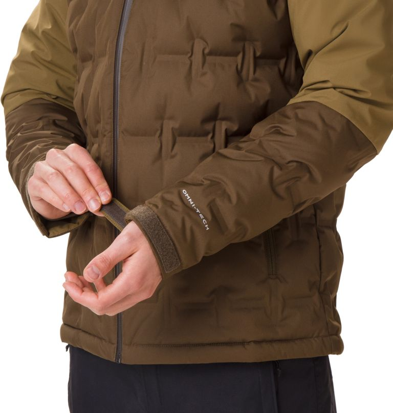 Wild Card™ Down Jacket | 319 | S Chaqueta Esquí Wild Card para hombre, Olive Green, Olive Brown, a3