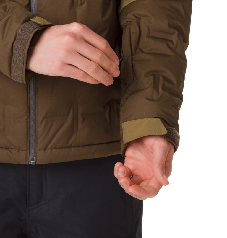 Wild Card™ Down Jacket | 319 | S Chaqueta Esquí Wild Card para hombre, Olive Green, Olive Brown, a5