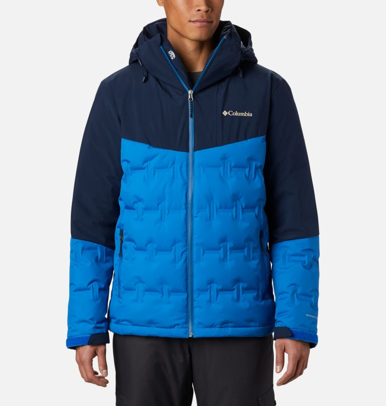Men's Wild Card Ski Down Jacket Men's Wild Card Ski Down Jacket, front