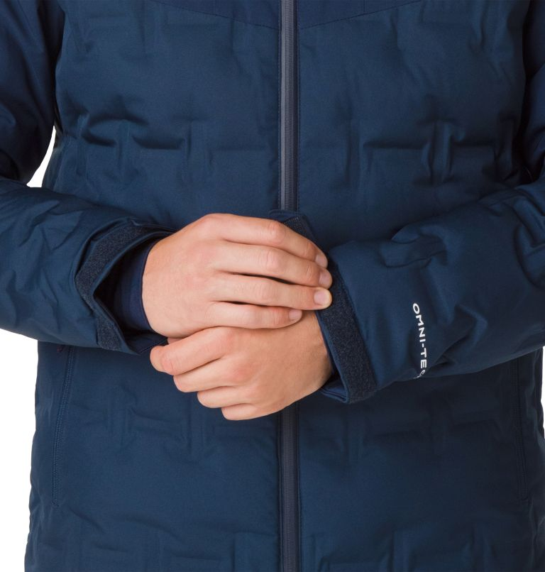Wild Card™ Down Jacket | 464 | S Men's Wild Card Ski Down Jacket, Collegiate Navy, a4